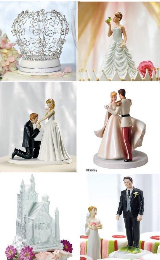 Figurine Gateau Mariage Aladdin Jasmine Le Specialiste Des