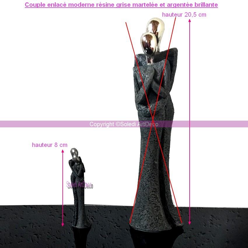 figurine gateau mariage couple mixte