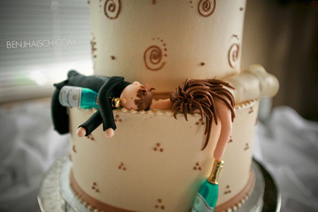 figurine gateau mariage fait maison