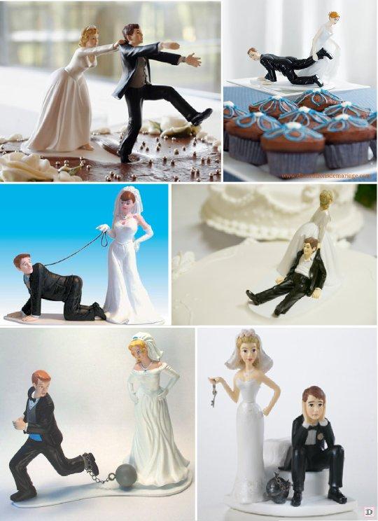 Figurine Gateau Mariage Humour Le Specialiste Des Desserts