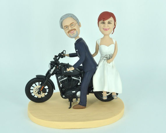 figurine gateau mariage militaire