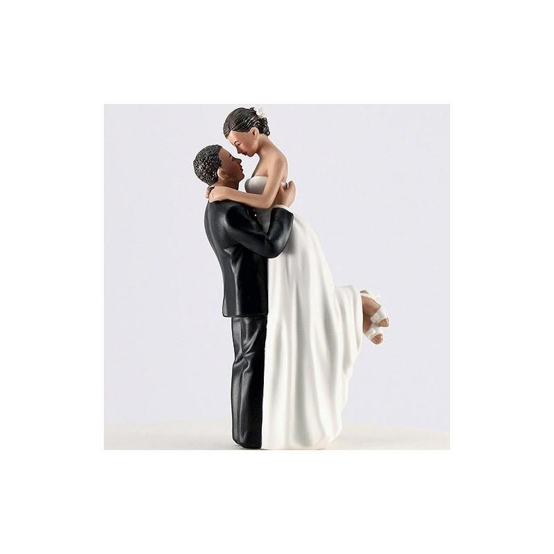 figurine gateau mariage oriental