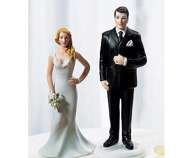 figurine gateau mariage personnalise