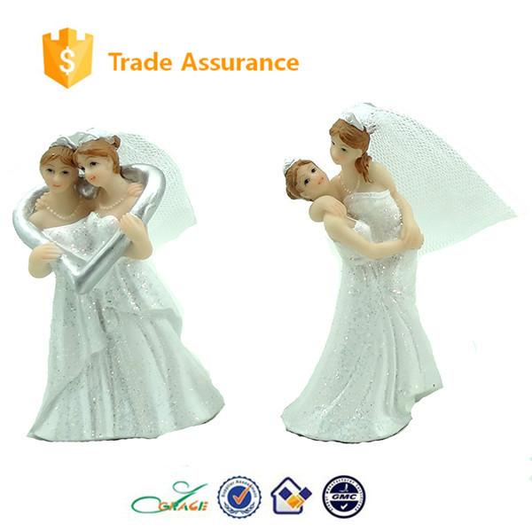 figurine gateau mariage princesse