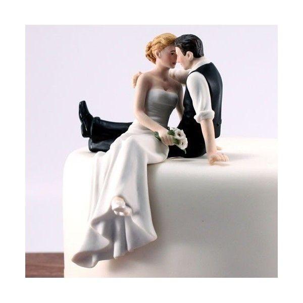figurine gateau mariage quebec