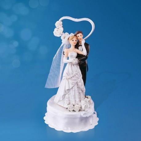 figurine gateau mariage super heros