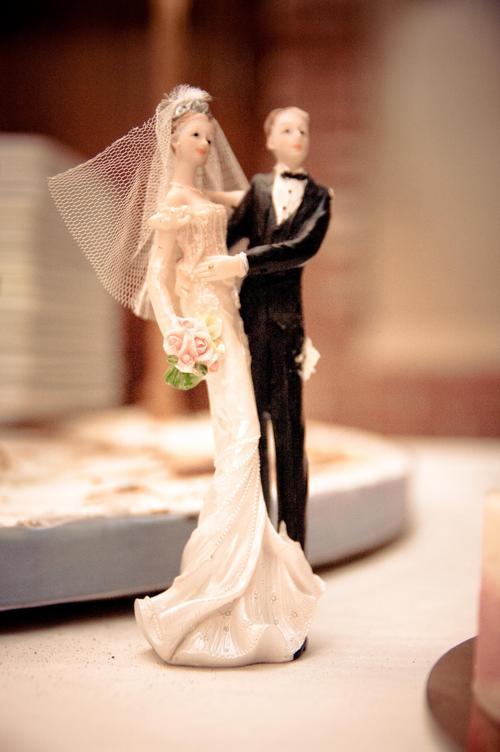 figurine gateau mariage tati