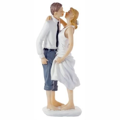 figurine gateau mariage theme mer