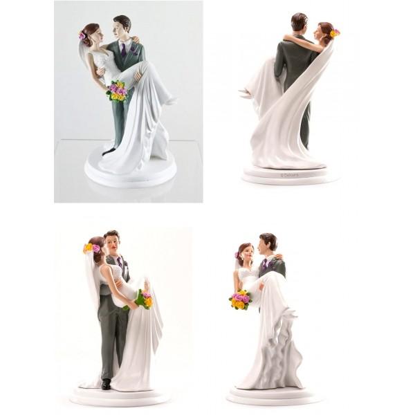 figurine gateau mariage