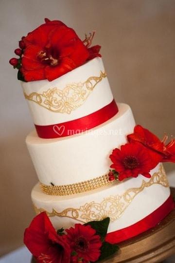 gateau mariage aix en provence