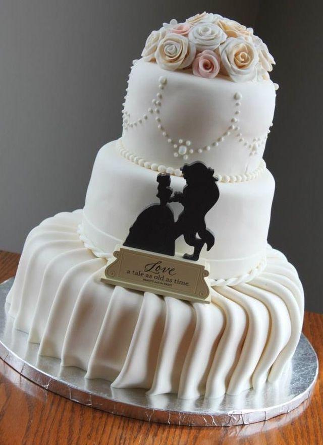 gateau mariage belleville