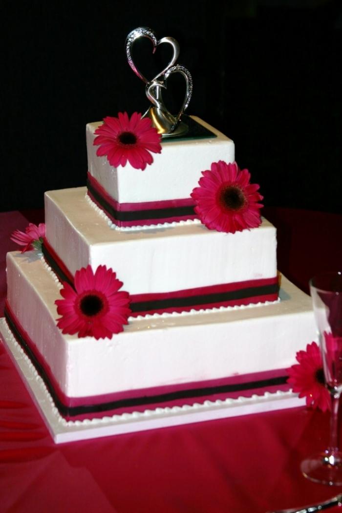 gateau mariage bordeaux