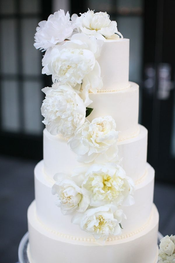 gateau mariage carre