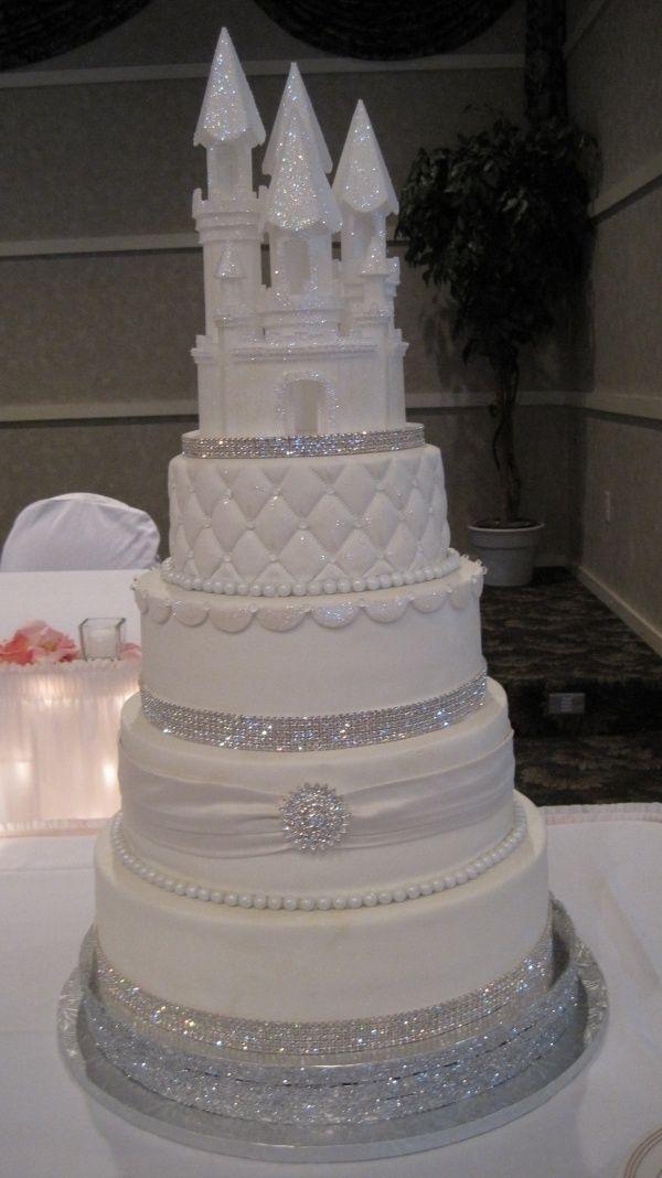 gateau mariage cendrillon