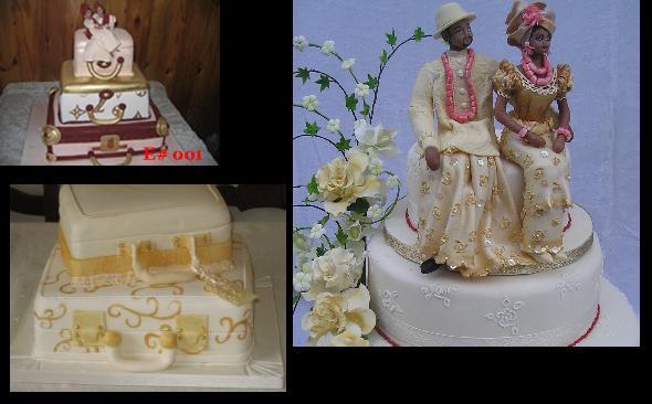 gateau mariage coutumier