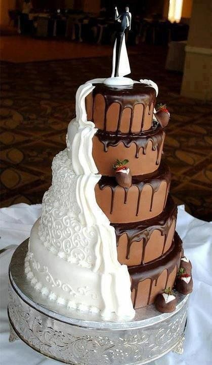 gateau mariage gourmandise