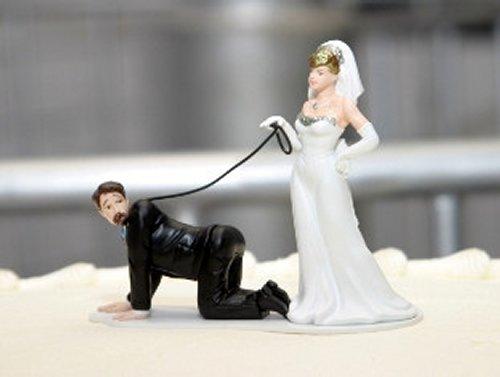 gateau mariage humoristique