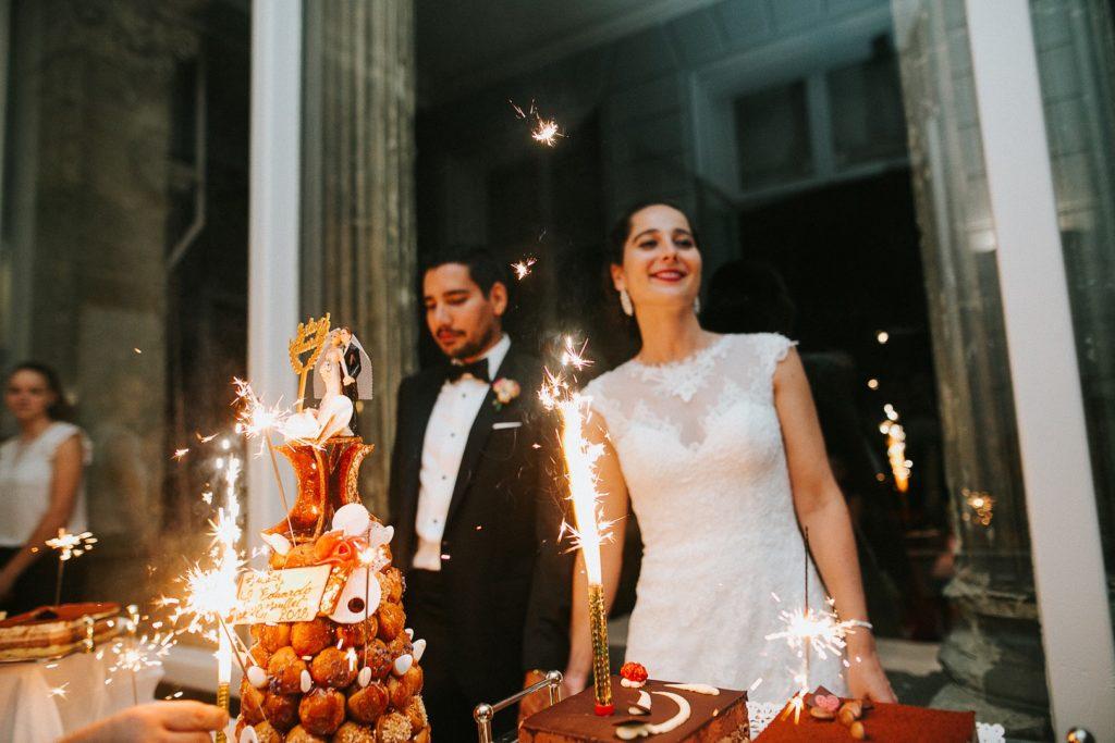 gateau mariage lille
