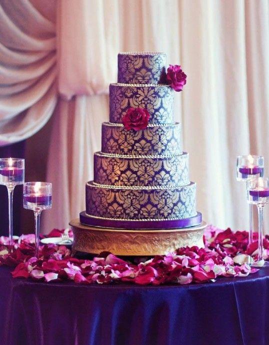 gateau mariage mille et une nuit