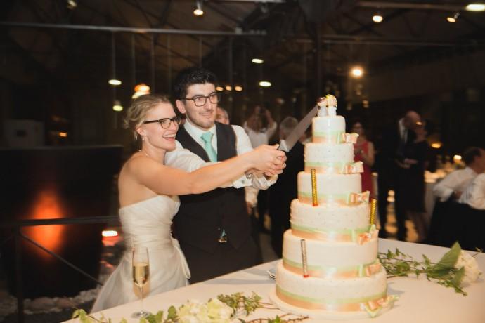 gateau mariage mousse