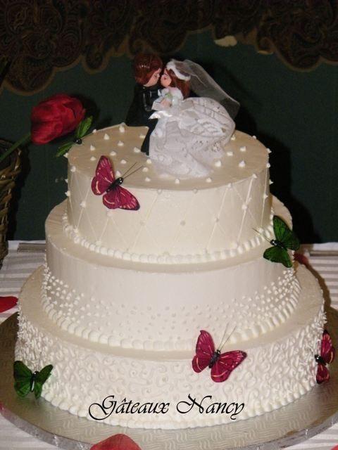 gateau mariage nancy