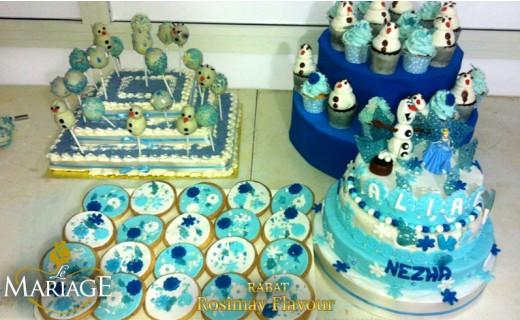 Gateau Mariage Rabat Le Specialiste Des Desserts De Mariage