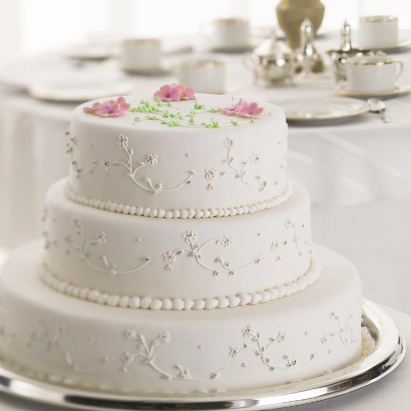 gateau mariage recette