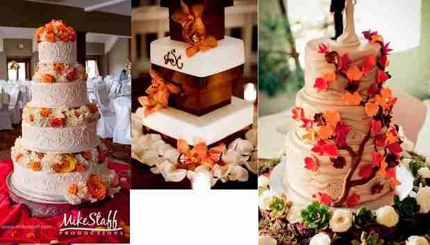 gateau mariage tendance 2017