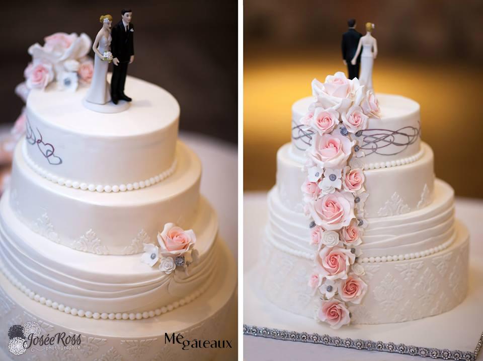 gateau mariage terrebonne