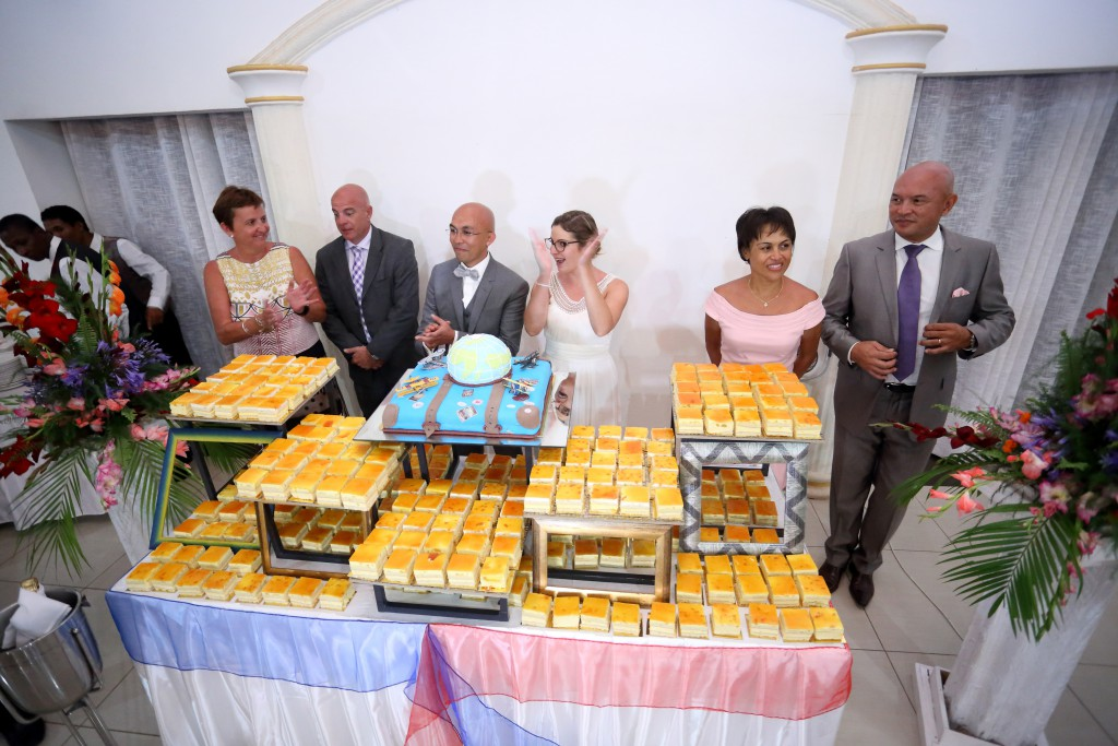 gateau mariage traditionnel