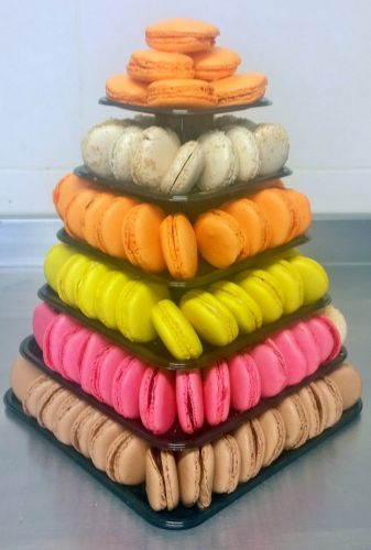 piece montee 100 macarons