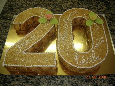 piece montee 20 ans