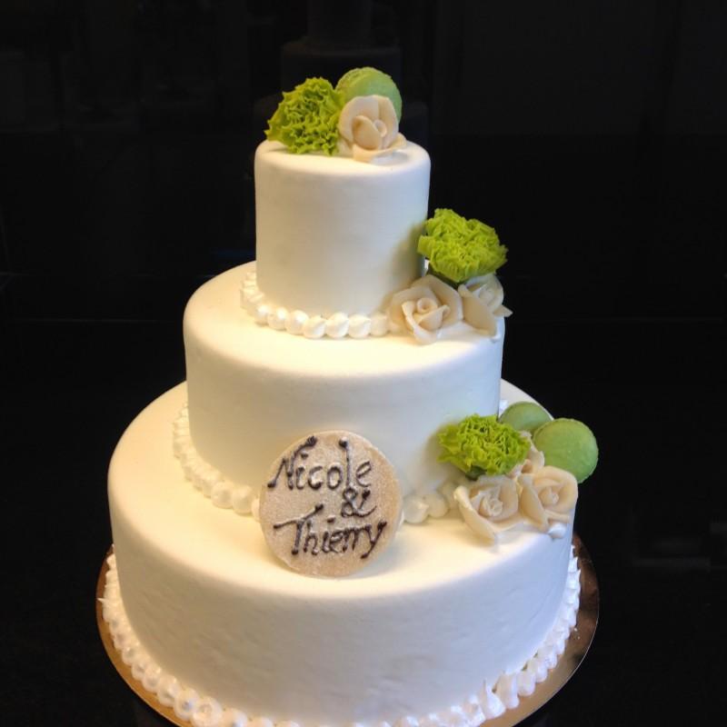 Piece Montee 4 Etage Le Specialiste Des Desserts De Mariage