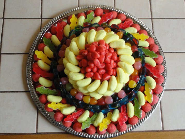 piece montee de fruit