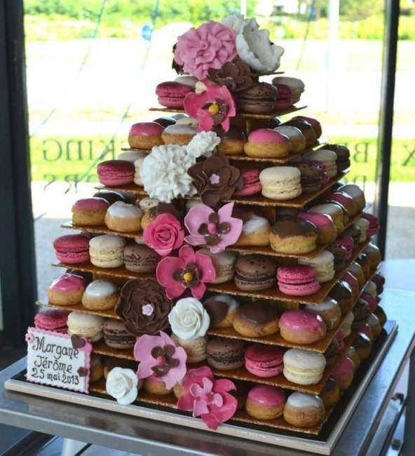 piece montee donuts