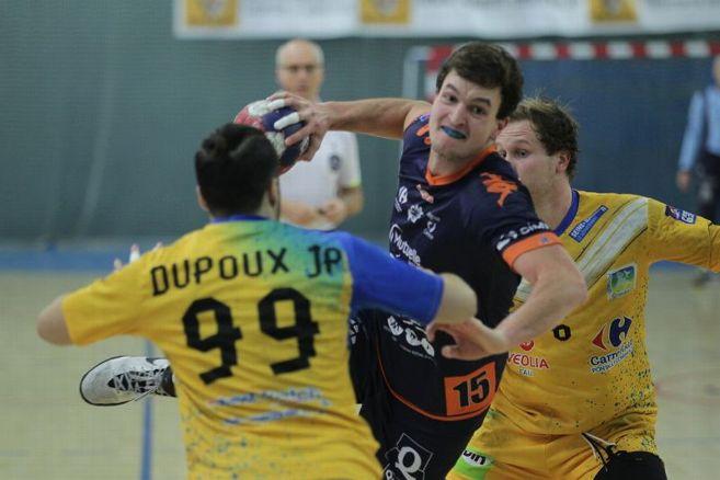 piece montee handball