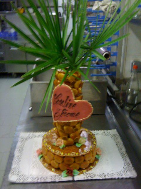 piece montee palmier