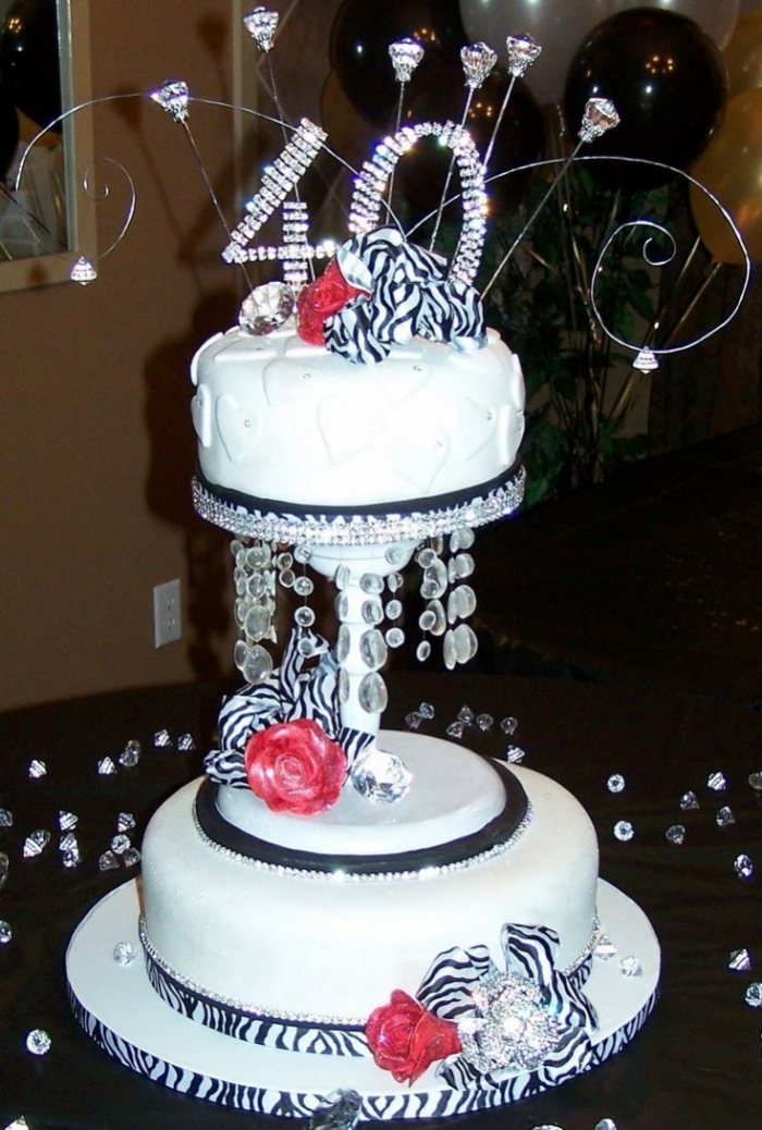 Piece Montee Pour 40 Ans De Mariage Le Specialiste Des Desserts De