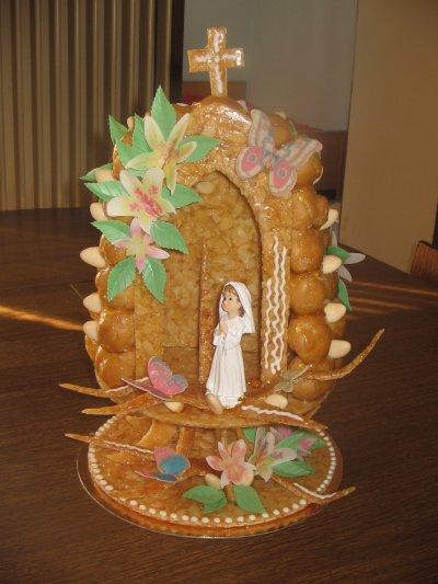 piece montee pour une communion