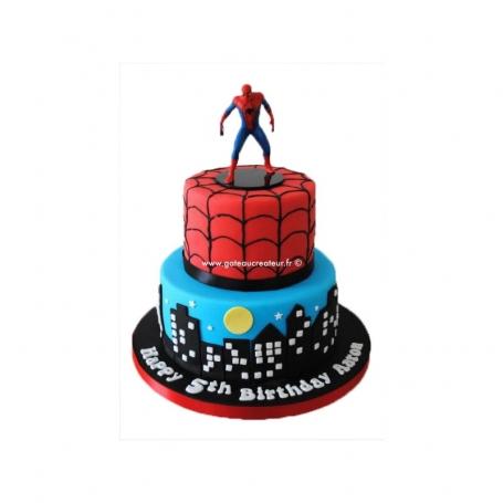 piece montee spiderman