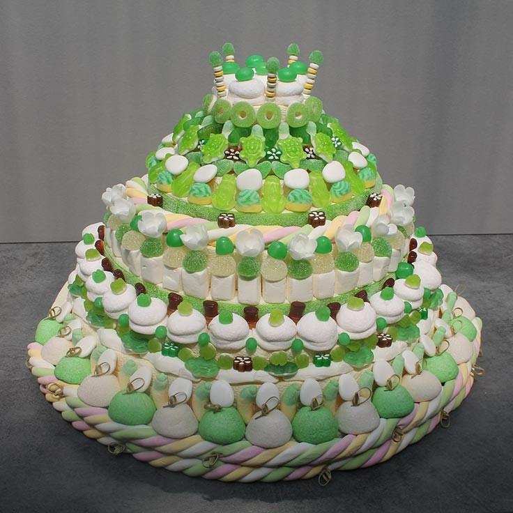 gateau mariage theme zen - Le specialiste des desserts de