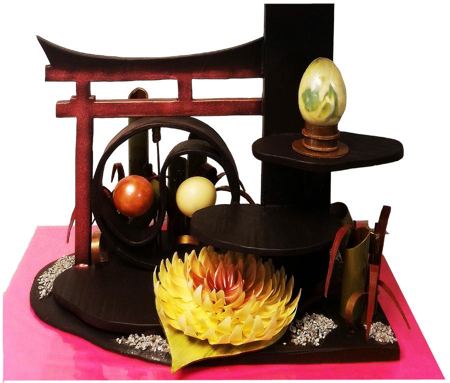 piece montee theme zen
