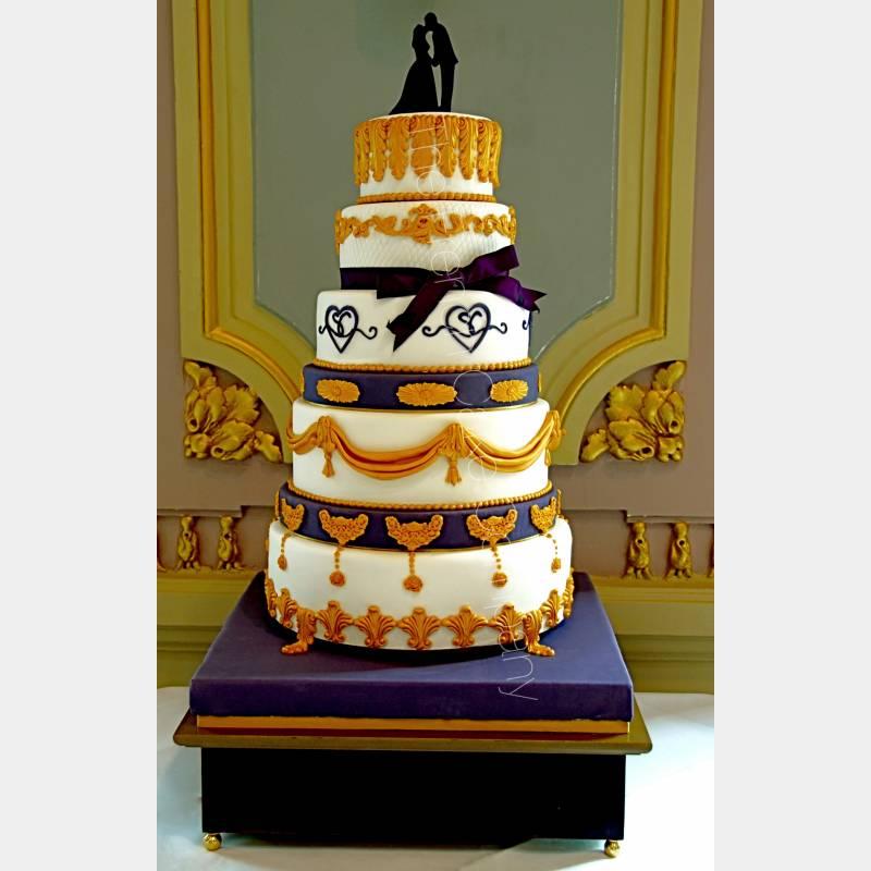 Piece Montee Versailles Le Specialiste Des Desserts De Mariage