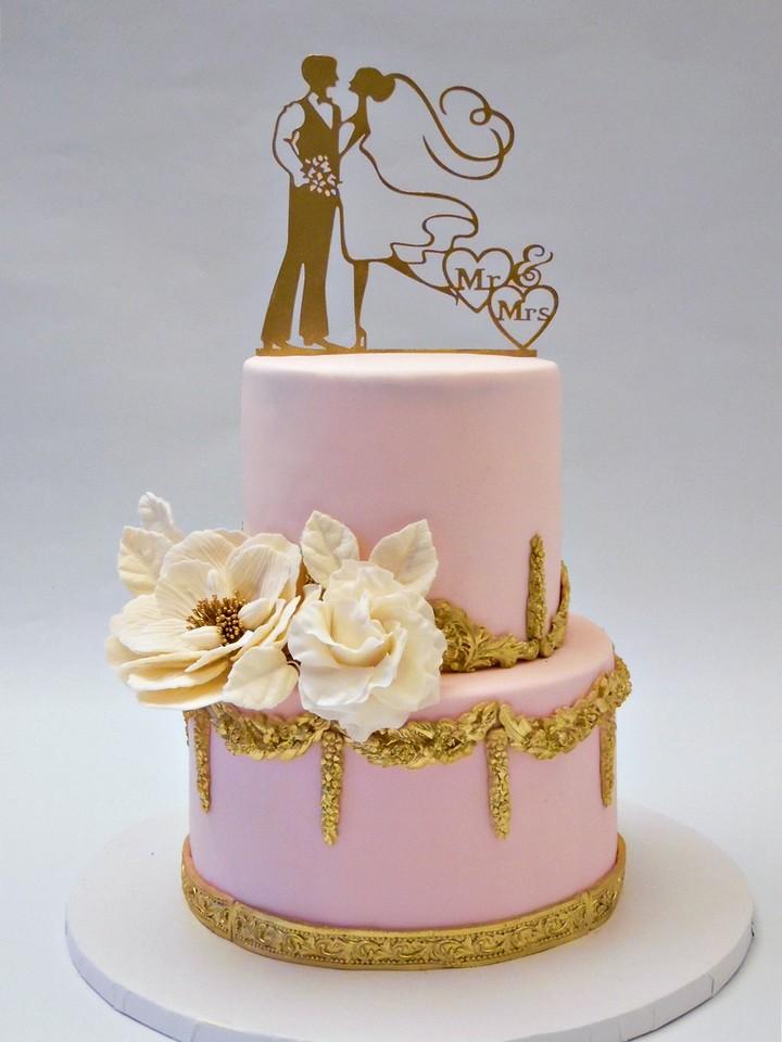 piece montee wedding cake paris