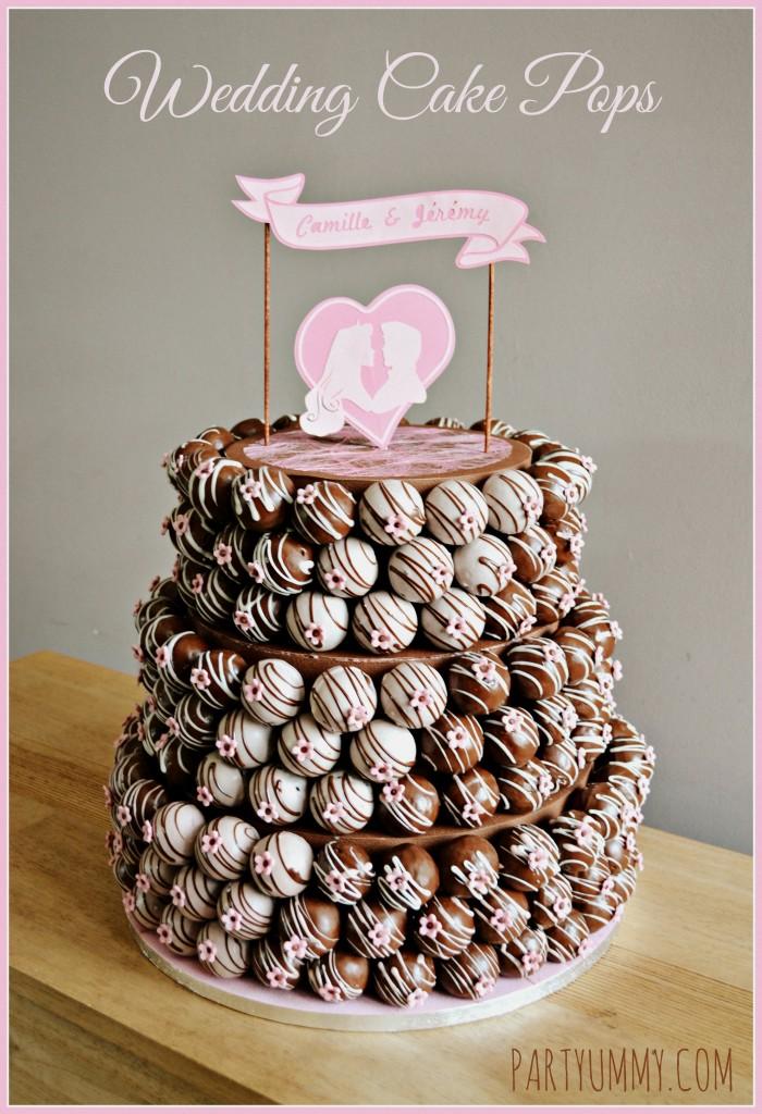 piece montee wedding cake recette