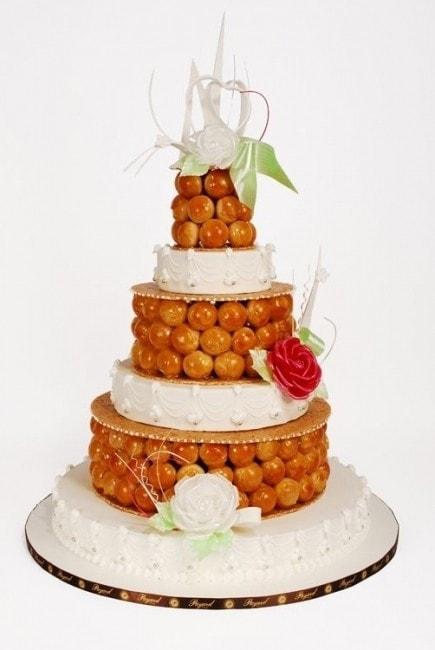 piece montee wedding